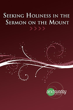 NextSunday Study Seeking Holiness in the Sermon on the Mount