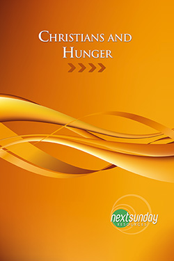 NextSunday Study Christians and Hunger