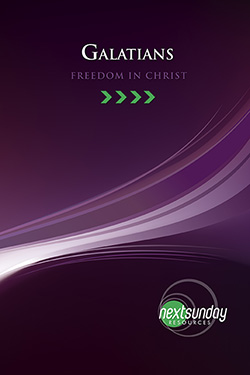 NextSunday Study Galatians: Freedom in Christ