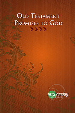 NextSunday Study Old Testament Promises to God